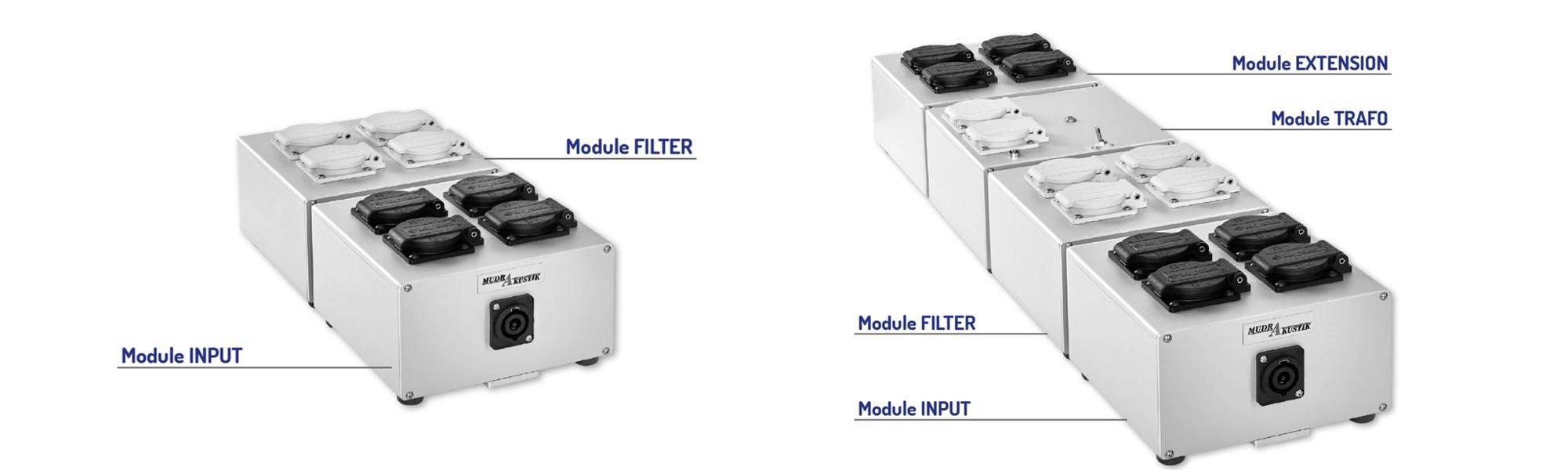 Mudra Akustik PMS Power Module System kaufen