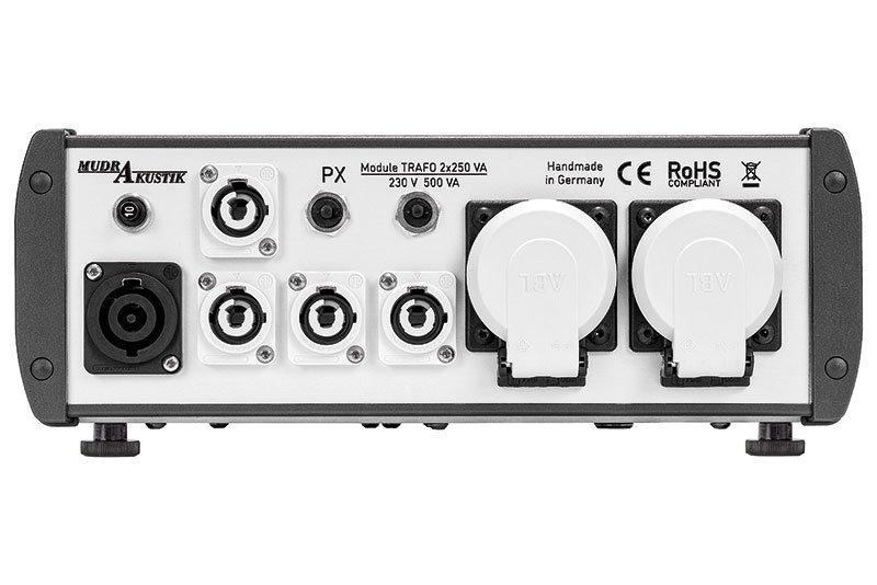 Mudra Akustik PX Filter Back
