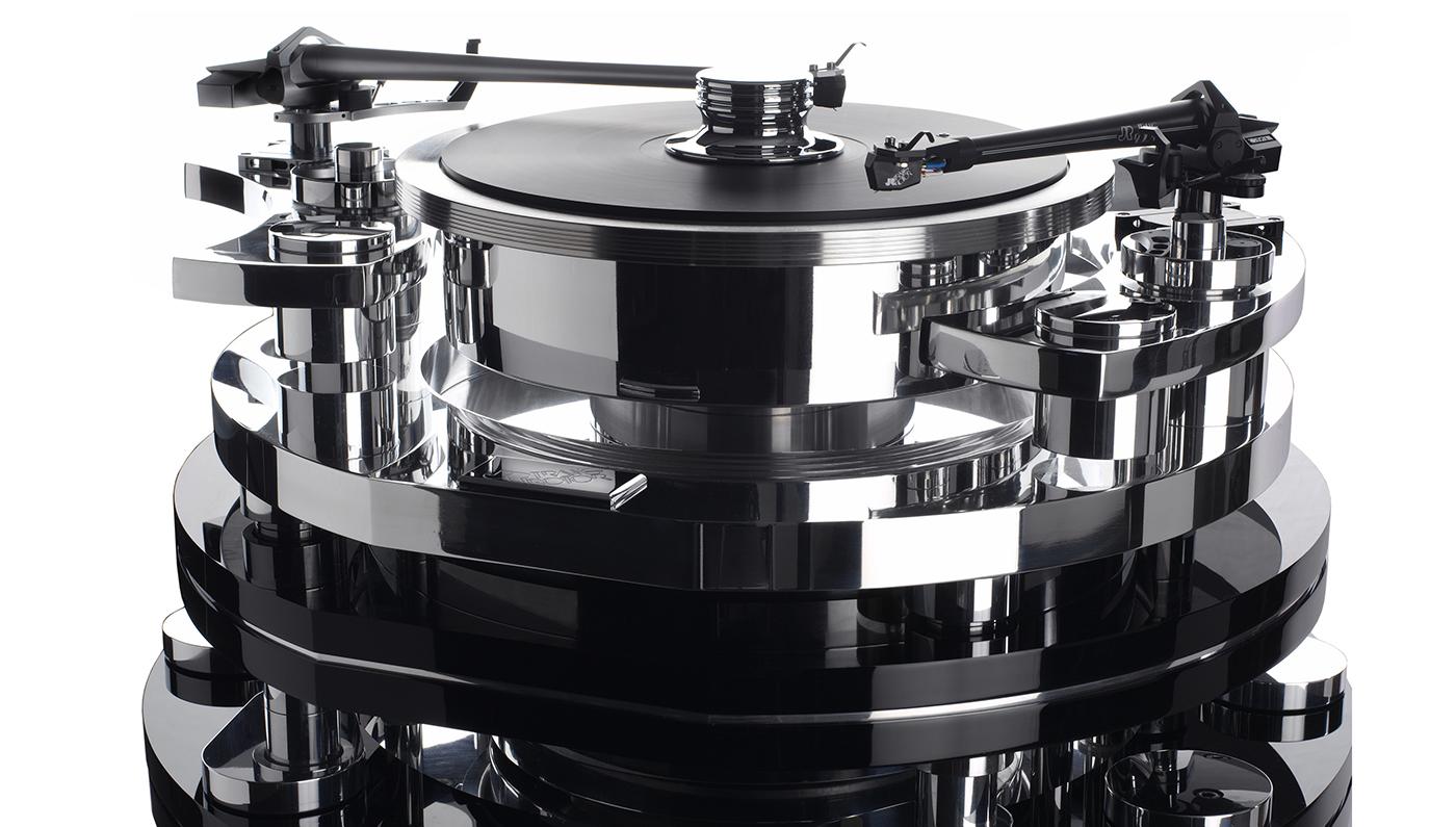 Transrotor Artus FMD Plattenspieler Laufwerk