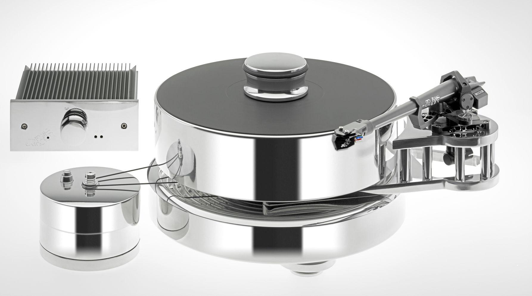 Transrotor FAT BOB Reference Plattenspieler Laufwerk