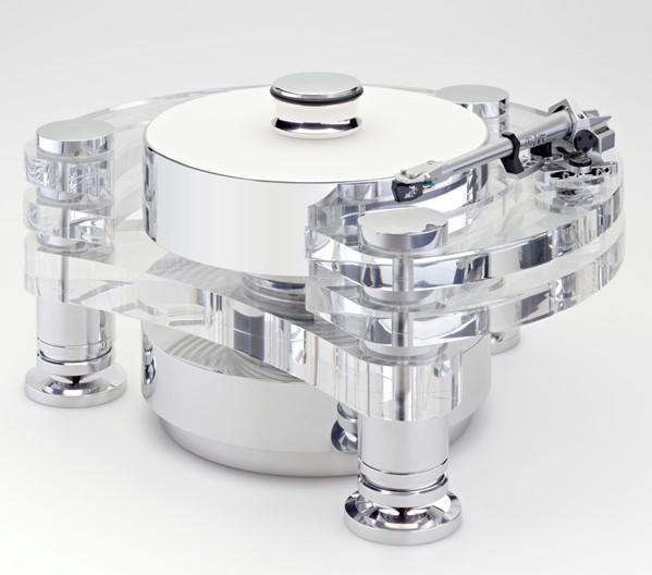 Transrotor Orion Reference FMD Plattenspieler Laufwerk