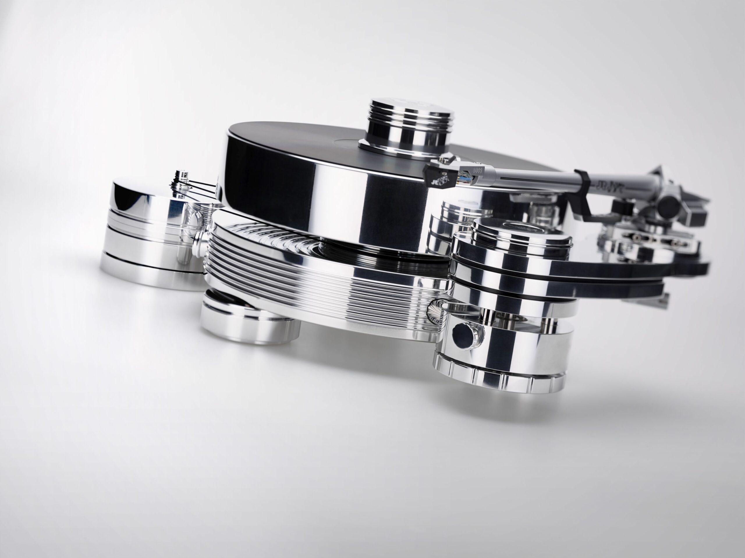 Transrotor Alto Plattenspieler Laufwerk