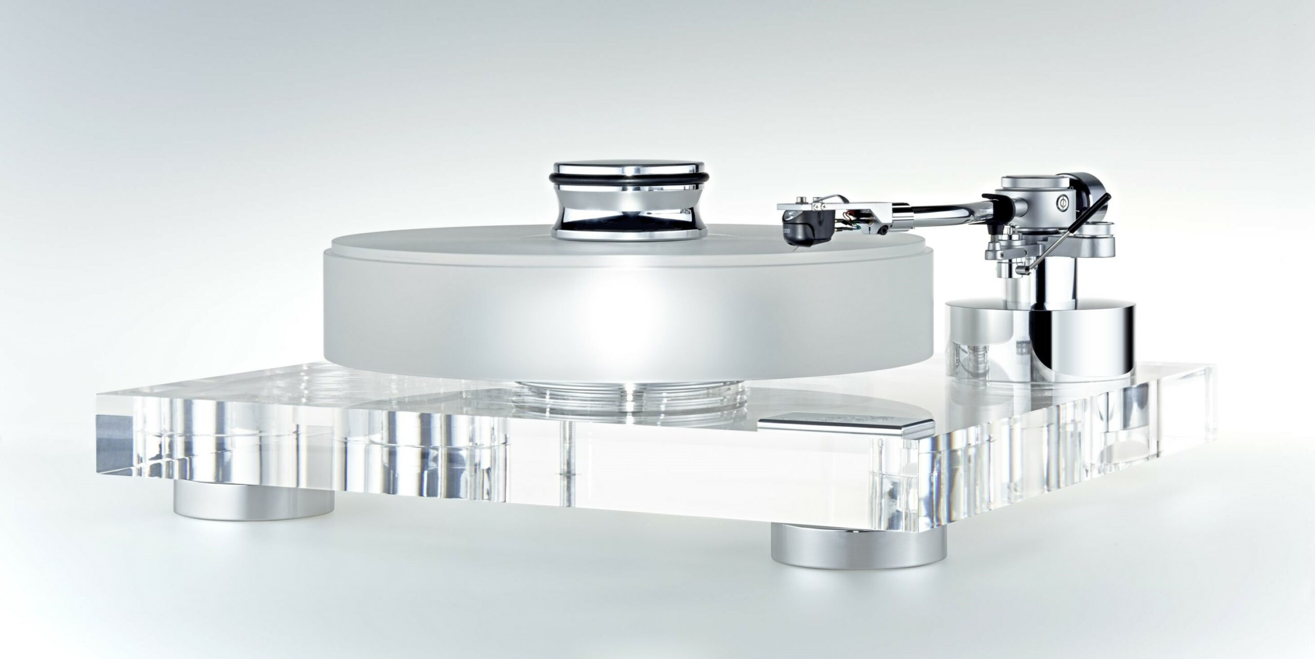 Transrotor Plattenspieler Laufwerk Leonardo 40/60