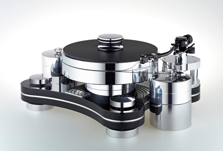 Transrotor ZE 3 Plattenspieler Laufwerk