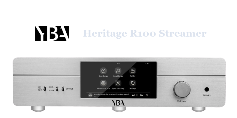 YBA R100 Audio Streamer