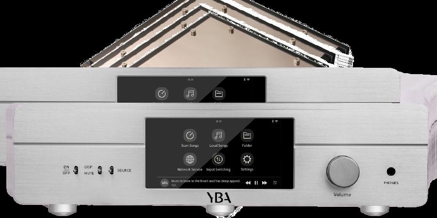 YBA Heritage R100 Audio Streamer