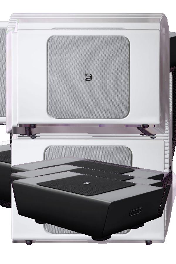 Bluesound wireless Aktiv-Subwoofer kaufen