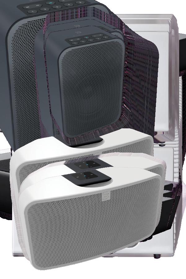 Bluesound All-in-One wireless System kaufen