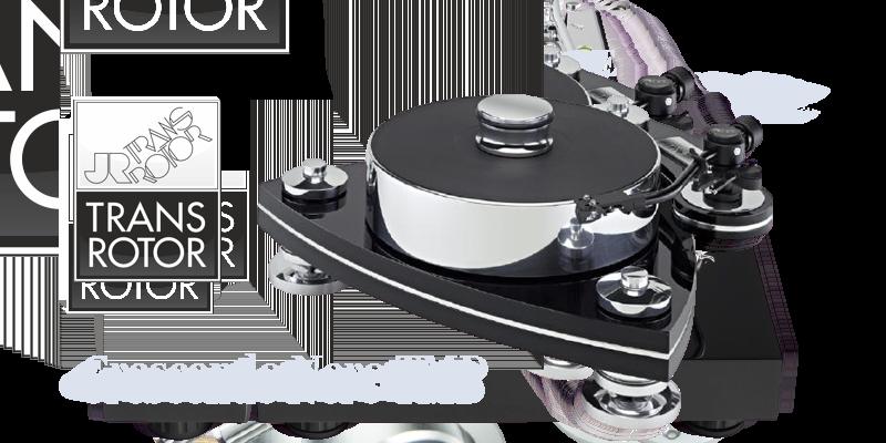 Transrotor Crescendo Nero Plattenspieler Laufwerk kaufen