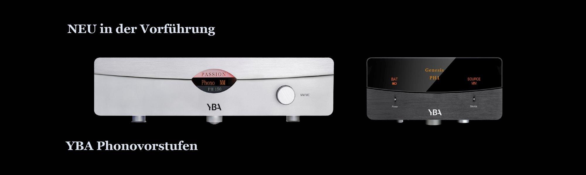 YBA Phonoverstärker