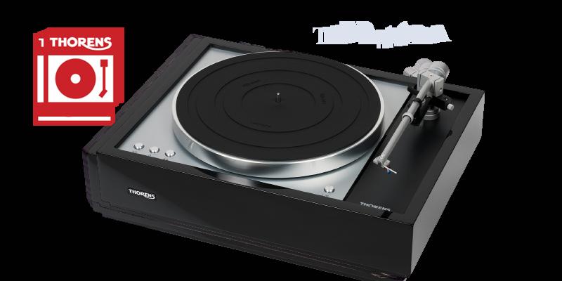 Thorens TD1601 Plattenspieler