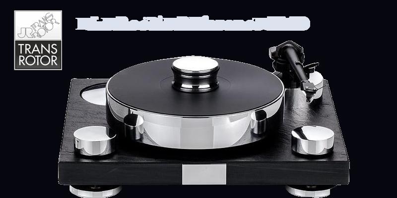 Transrotor La Roccia Reference TMD