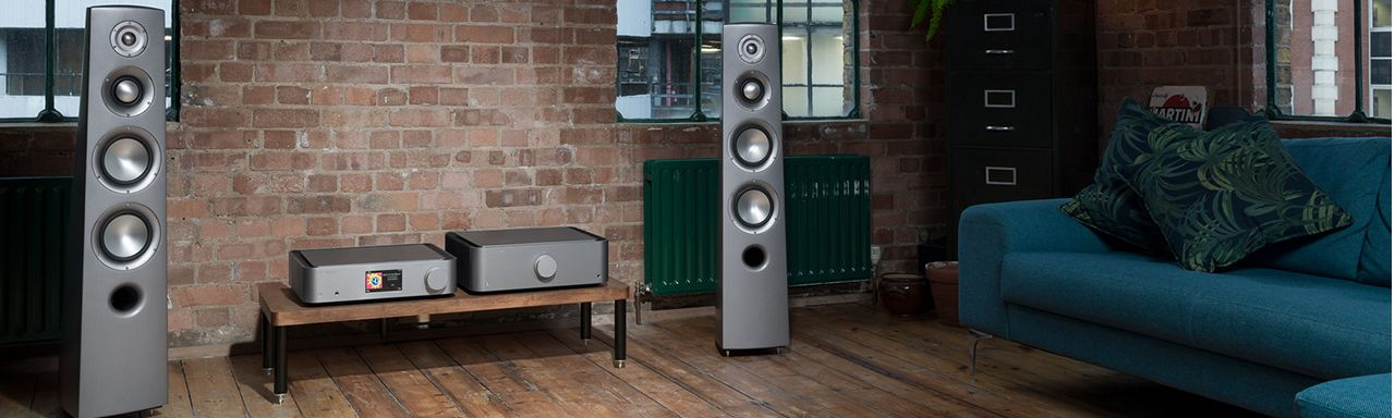 Cambridge Audio Edge Serie