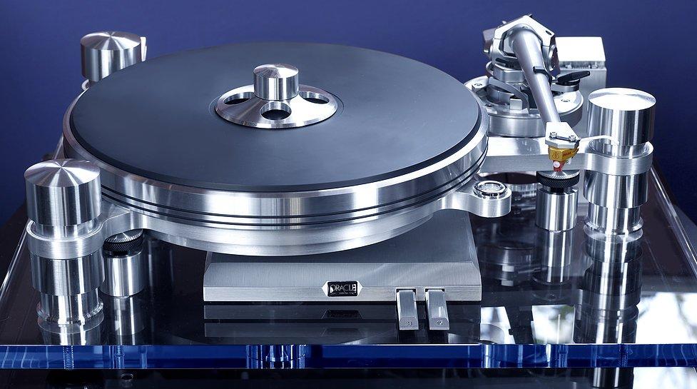 Oracle Delphi Mk VI Classic Plattenspieler