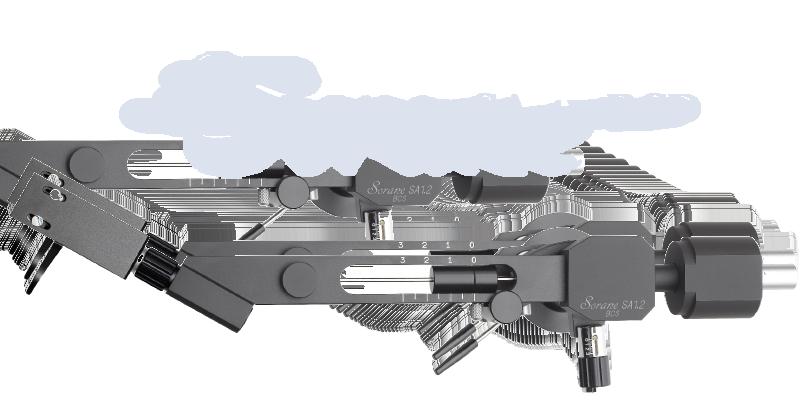 Sorane Tonarm SA-1.2BCS
