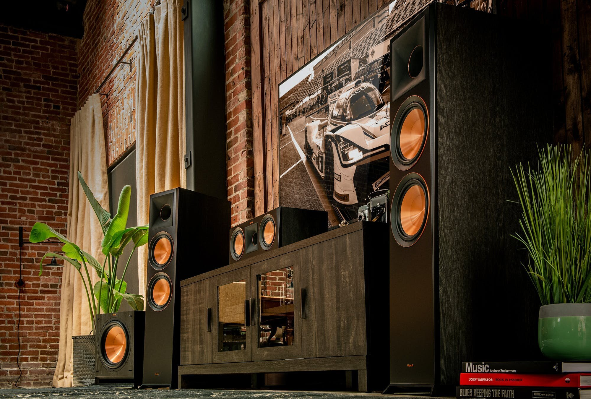 Klipsch Lautsprecher Reference Premium Serie