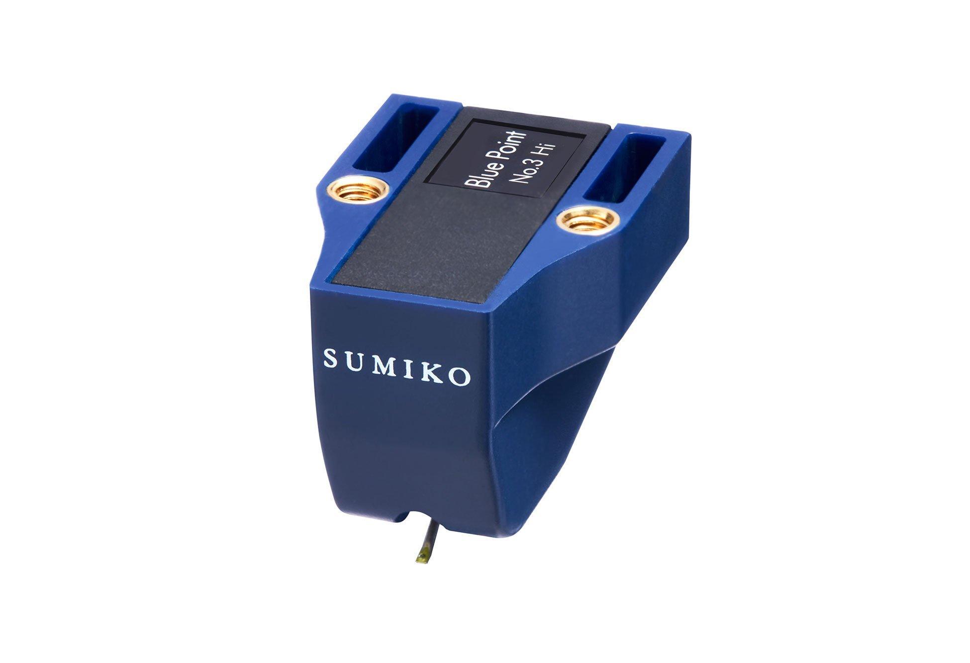 Sumiko Blue Point No. 3 High MC Tonabnehmer