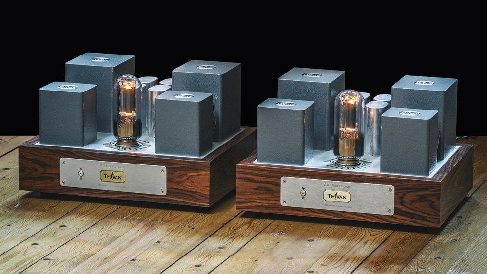 Thivan 211 Power V21 Monoendstufen