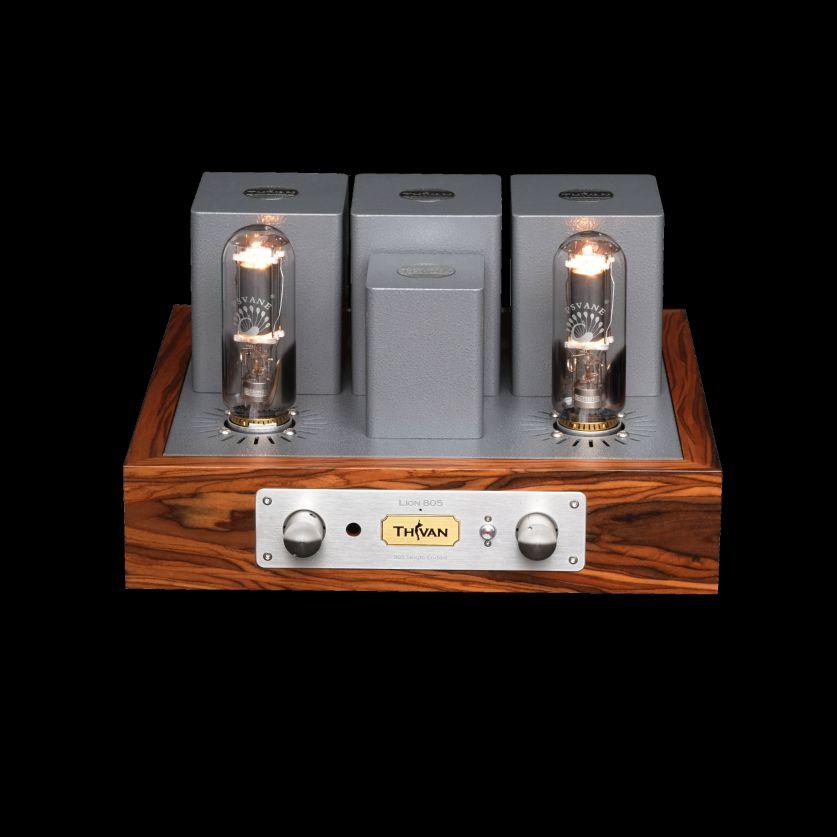 Thivan Labs 805 Gold Lion V21 Vollverstärker
