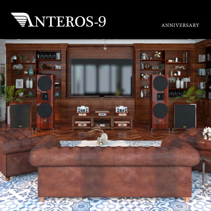 Anteros 9 Open Baffle Horn Lautsprecher System