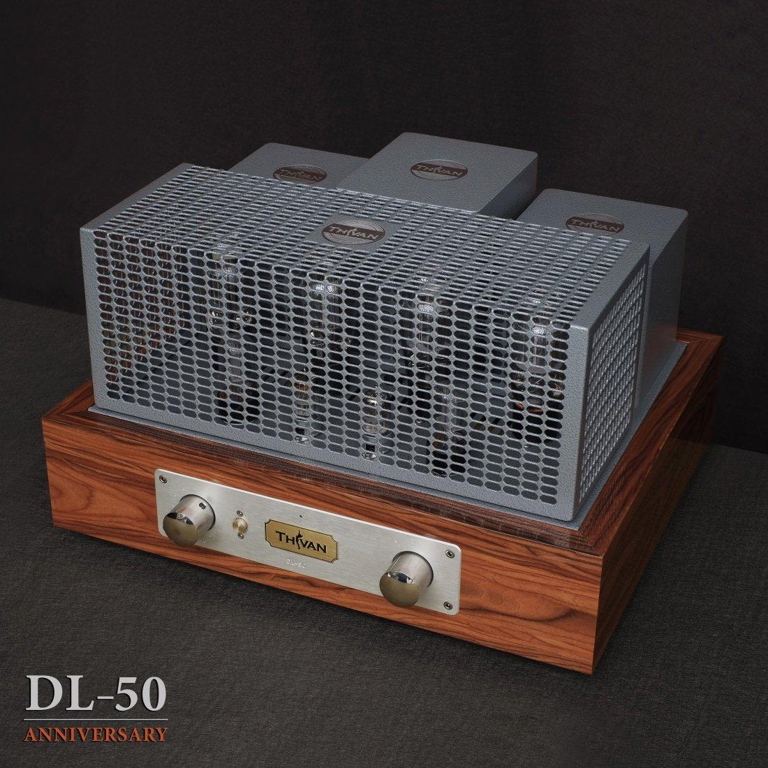 Thivan Labs DL-50 Anniversary Vollverstärker