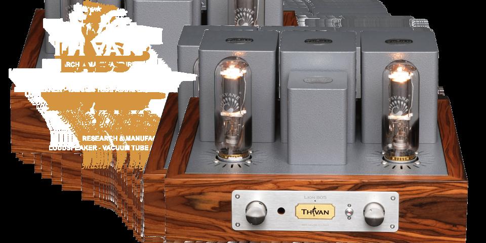 Thivan Labs Röhren-Elektronik