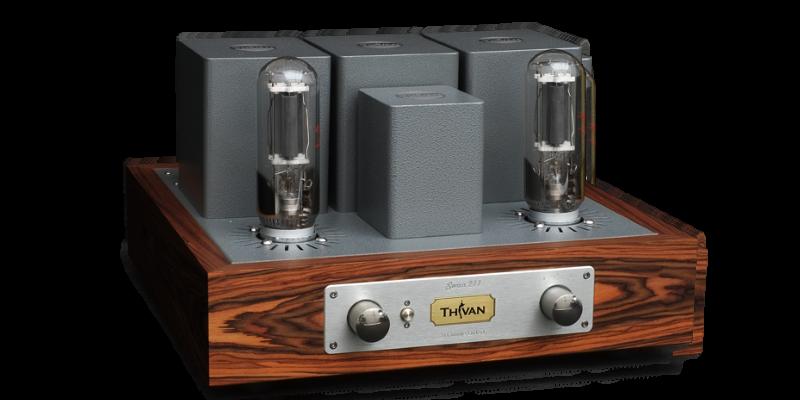 Thivan Labs Hifi Röhren Elektronik