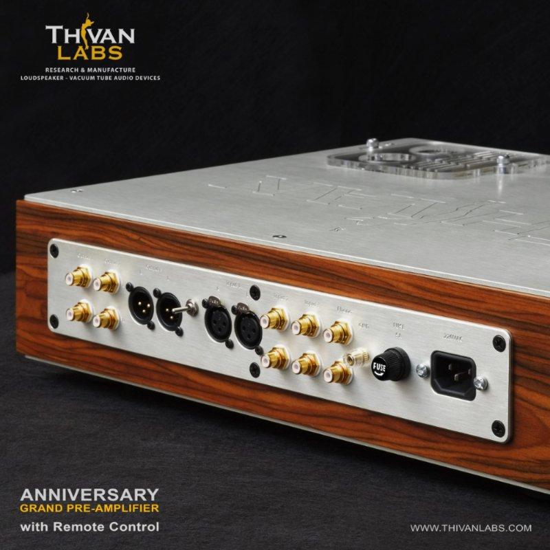 Thivan Grand PRE Anniversary Vorstufe