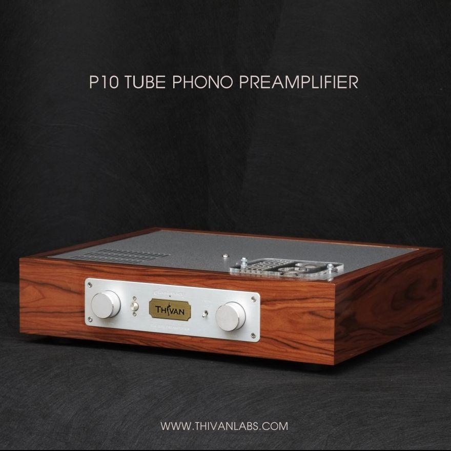 Thivan P10 Phonovorstufe MM