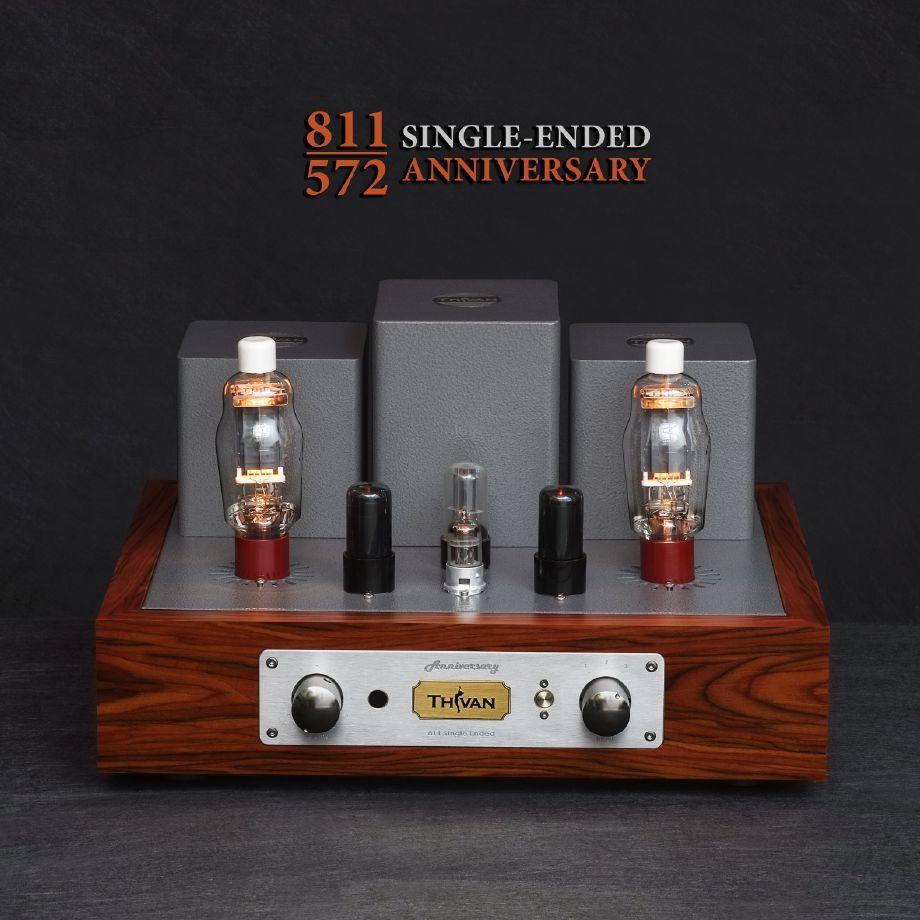 Thivan Labs 811-572 Anniversary Vollverstärker